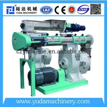 SZLH320 animal feed production line machine