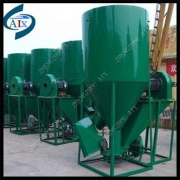 Good performance animal feed mixing machine/animal feed crusher and mixer