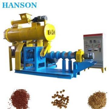 small capacity chicken feed making machine/ animal feed making line/ household fish feed pellet making machine