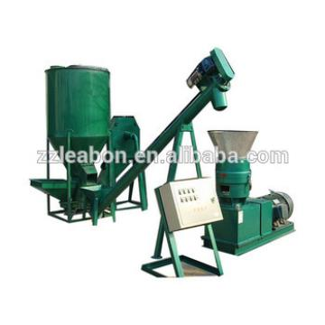 2018 Hot Sale South Africa Poultry Small Animal Feed Maker Pellet Machine
