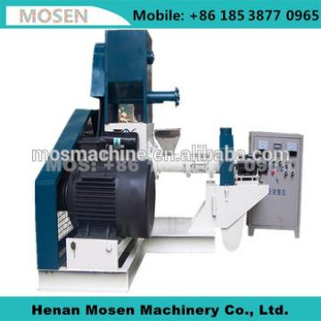 Floating fish food making machine/ small poultry feed machine fish meal machine