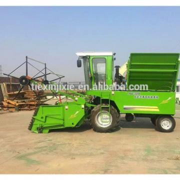 corn silage chopper animal feeding fodder cutter harvester machine for sale /grass silage