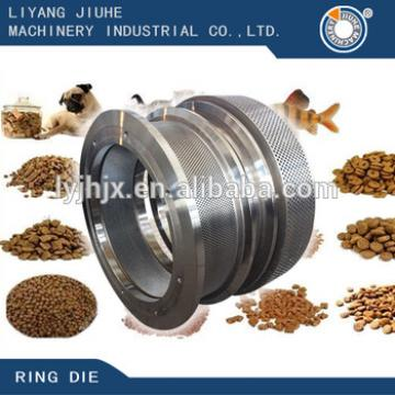 precision forging parts ring die for animal feed machinery