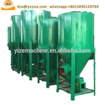 small animal feed mill powder mixer grinder machine