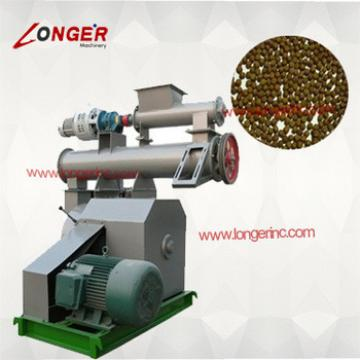 Belt type Ring die animal feed pellet making machine|Gear type Cattle feed making machine