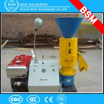 Diesel Engine working animal feed pellet machine /alfalfa feed pellet mill