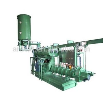 Long service life single screw pet animal feed pellet extruder machine