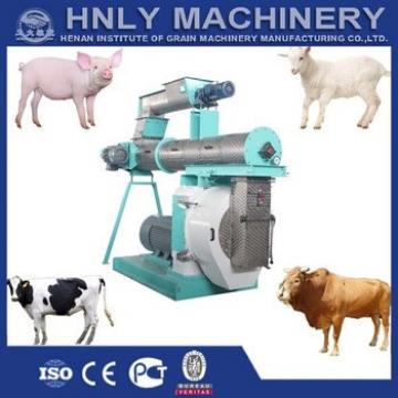 multi-functional animal feed processing machine
