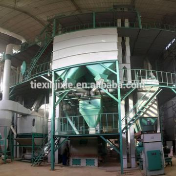 1-10 ton per hour molasses cattle feed / chicken feed mill machine / paper floating animal