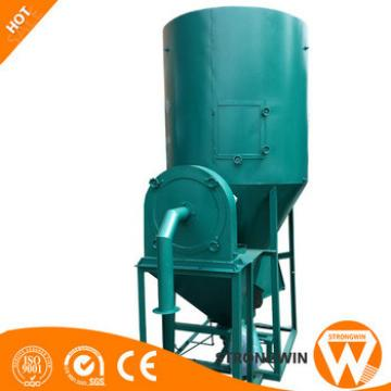 CE approved animal feed making machine cattle poultry feed grinding and mixing machine for sale