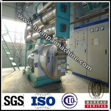 Animal feed machinery for pellet diet