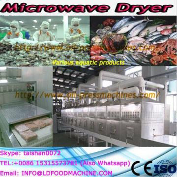 Vacuum microwave liquid belt dryer for fruit/kiwi fruit powder dryer/vacuum belt production machine