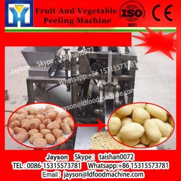 Commercial brush type cassava peeler