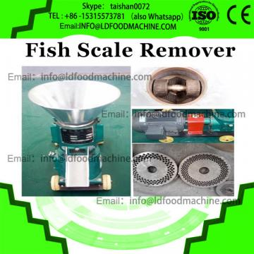 Electric fish scaler fish scales removing and scraping machine