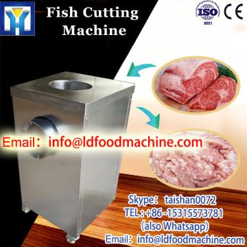 Stainless steel fashionable appearance pork cutting machine