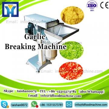 2018 automatic dry way garlic seed separating machine