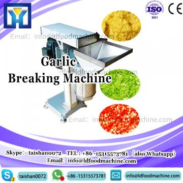 Top quality full automatic garlic separating machine new products 2017