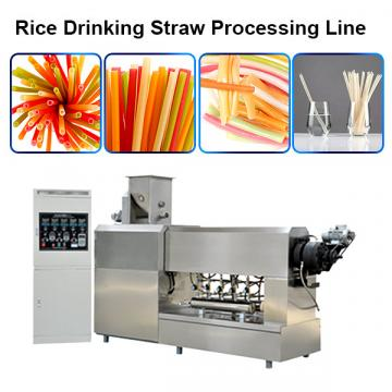 Biodegradable Stainless Steel Paper Drinking Straw Making Machine , Paper straw packing machine