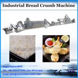industrial automatic bread crumbs manufacturing extruder