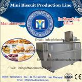China food confectionery professional good quality ce full soft and hard used biscuit production line