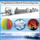 Pregelatinized Modified starches and flours making/processing/production equipment/process/machinery/line/machine/plant