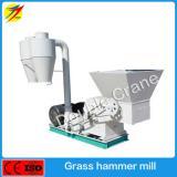 new design animal feed crusher grain stalk crushing machine