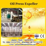 Quality Assurance cold expeller pressed olive oil of CE and ISO9001 standard