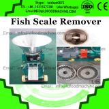 Stainless steel automatic fish scale removing machine fish gutting machine