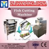 Stainless steel automatic fresh/frozen fish cutter machine